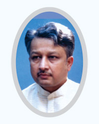Late Lion.Madan B.Desai