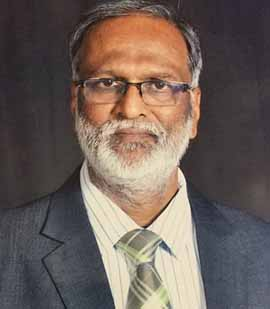 Lion Dr. Girish Kuchinad